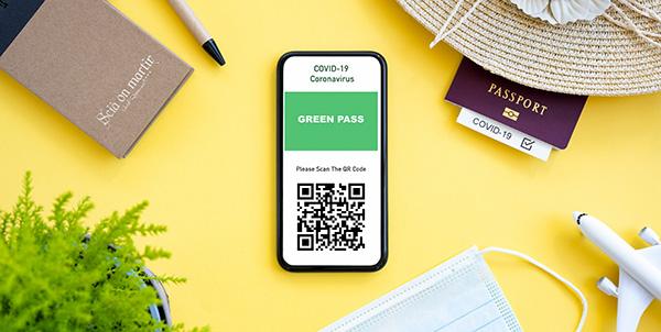scia on martin green pass